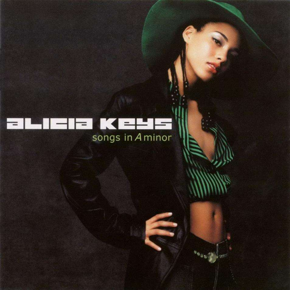 Alicia-Keys-Songs-In-a-Minor-Album-Cover
