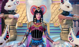 Katy Perry - Dark Horse Song Stills Wallpaper