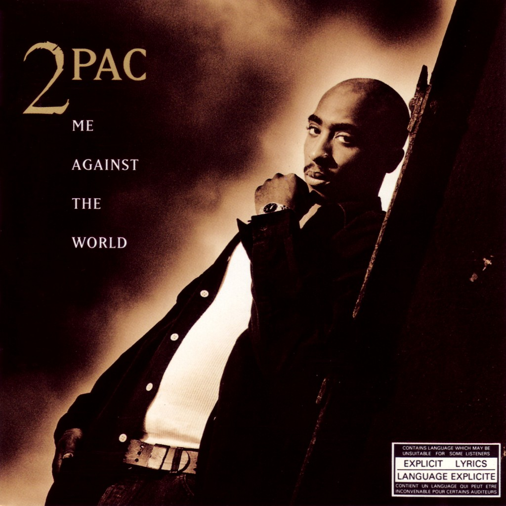 2Pac Me Against The World Cover
