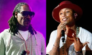 010815-Music-Snoop-Dogg-Announces-Pharrell-Collab-Album