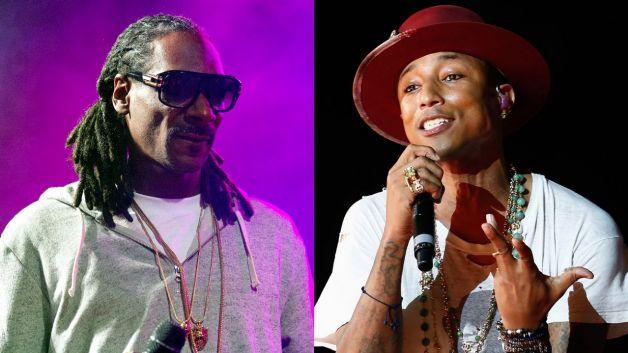 010815-Music-Snoop-Dogg-Announces-Pharrell-Collab-Album